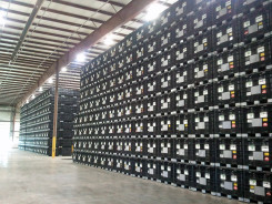 LL and E Warehousing storage