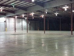 LL and E Warehouse storage space